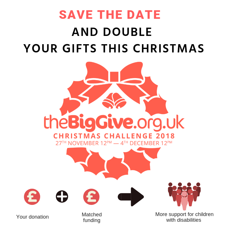 Christmas Challenge.The Big Give Christmas Challenge One Donation Twice The