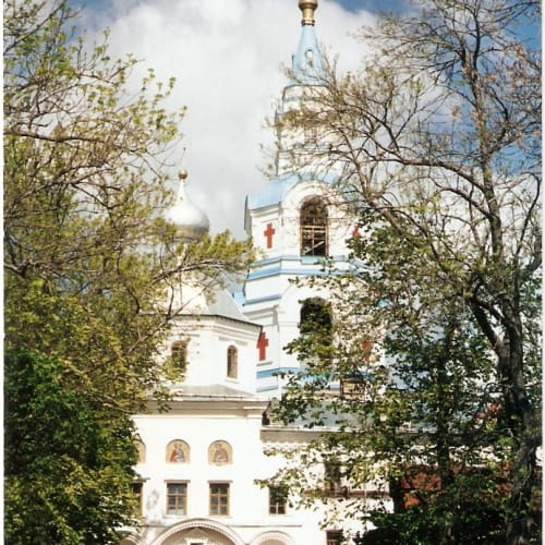 Valaam Monastery of the Transfiguration of the Savior
