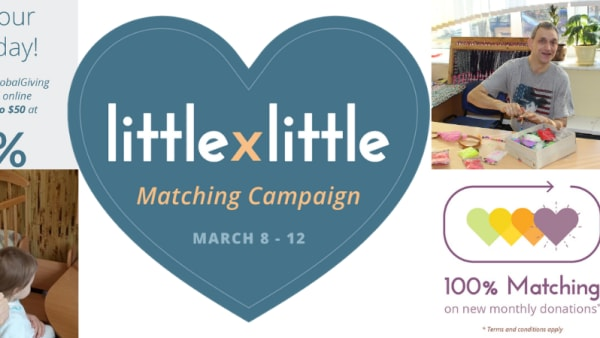 Little by Little Campaign